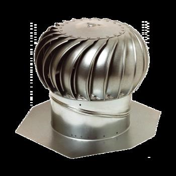 Ventilation turbine